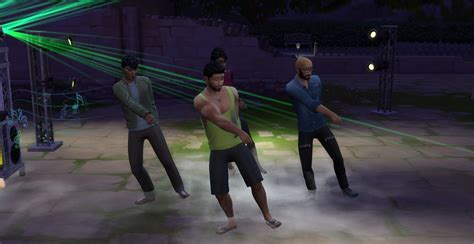 Dj Mixing And Dance Skill Guide The Sims 4 Get Together Simcitizens