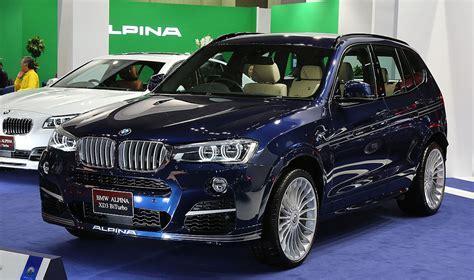 Bmw Xd3 Alpinafeeler X3 Lci Alpina Front Spoiler Brand