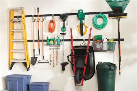rubbermaid garage storage system how to