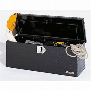 Large Dee Zee U00ae Universal Storage Box