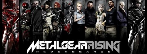 metal gear rising cover 12 metal gear rising revengeance profile covers cover abyss
