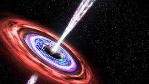 Bursts of energy from black holes could wipe out life on ...