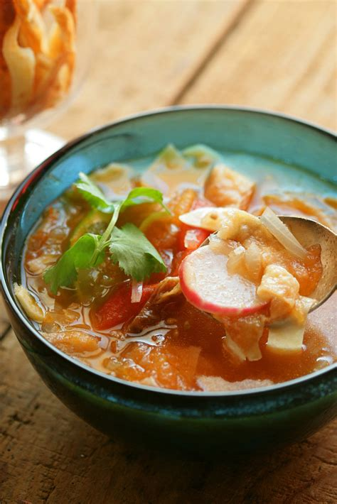 shortcut tortilla soup recipe nyt cooking