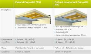 Formidable Isolation Acoustique Plafond Appartement 1