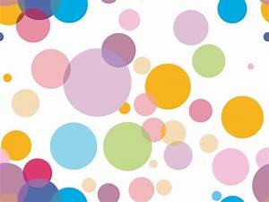 Colorful Dots Background Wallpapers