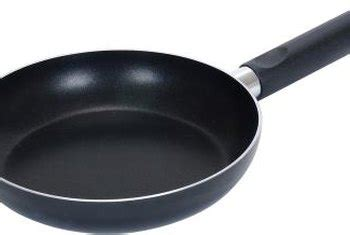 dangers  scratched teflon cookware home guides sf gate