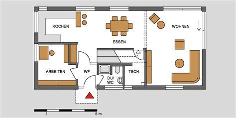Kleines Haus Grundriss by Kleiner Grundriss Am Hang Haus T