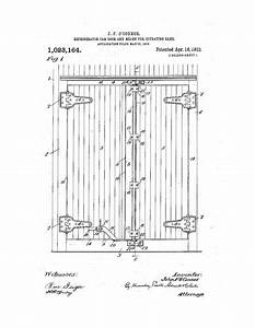 File Diagram Of A Refrigerator Door From 1912 Pdf