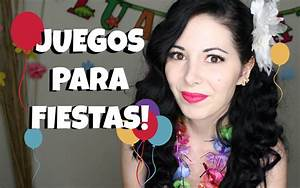 JUEGOS PARA FIESTAS DE CUMPLEAÑOS! YouTube