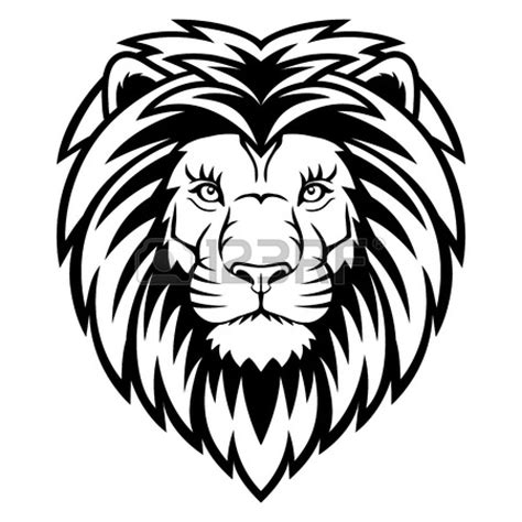 Roaring Lion Clipart Black And White Clipart Panda