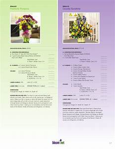 2007 Bloomnet Floral Selection Guide  Workroom Manual By