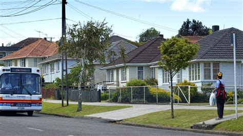 House For A Family In New Zealand by Housing New Zealand Has Nearly 4000 Auckland State Homes