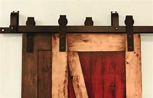 bypass barn door hardware system With bi pass barn door hardware