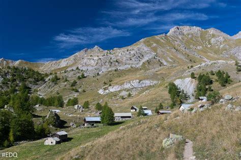 randonn 233 e aux chalets et granges de furfande arvieux queyras hautes alpes alpes du sud