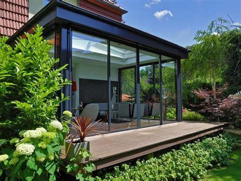 Moderne Häuser Mit Wintergarten moderne winterg 228 rten mit lichtraum unsere referenzen