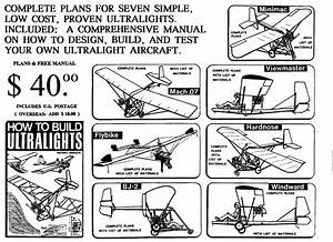 iPad Ultralight Aircraft Plans Easy-To-Follow How To