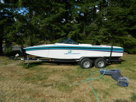 Centurion Ski Boats For Sale Usa by Ski Centurion Falcon Sport Bowrider 1998 For Sale For 1