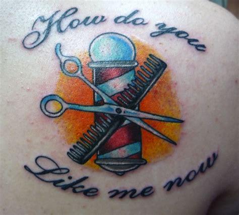 barber tattoos designs ideas  meaning tattoos