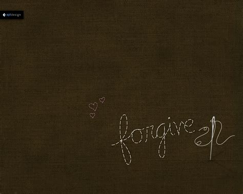 forgiveness desktop wallpaper apt design