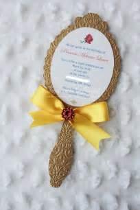 cinderella themed wedding invitación para cumpleaños de la y bestia con forma