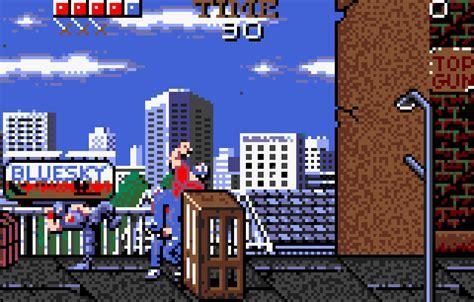 Atariage Atari Lynx Screenshots Ninja Gaiden Atari