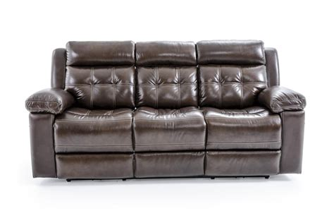 futura leather     electric motion sofa