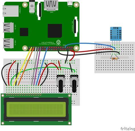 Dht11 Arduino Circuit Diagram
