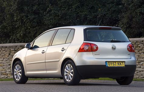 Volkswagen Golf Hatchback Review (2004