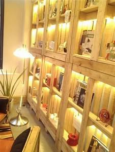 Möbel Mit Paletten : m bel beleuchtung b cher deko europaletten regale wand garten pinterest europaletten regal ~ Sanjose-hotels-ca.com Haus und Dekorationen