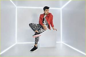 Joe Jonas Designed Shoes With 'Come Find Me' Written on ...