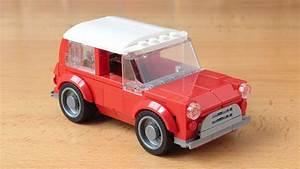 Lego Mini Cooper : lego mini cooper in the speed champions style moc youtube ~ Melissatoandfro.com Idées de Décoration