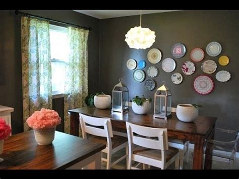 dining room wall decor dining room wall art ideas youtube
