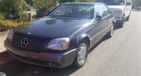 This affects some functions such as contacting salespeople, logging in or managing your vehicles for sale. 1995 Mercedes-Benz S600 V12 | Deadclutch
