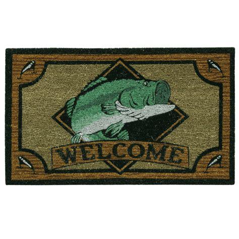 Fish Doormat by Welcome Fish Doormat