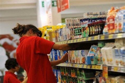 scaffalista supermercato supermercati e discount oltre 2mila assunzioni in tutta
