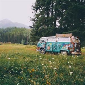 vw hippie van | Tumblr