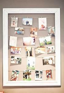 Fotos Aufhängen Ideen : die besten 25 fotowand gestalten ideen auf pinterest ~ Lizthompson.info Haus und Dekorationen