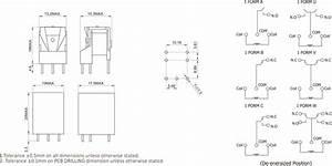 Automotive Relay Dimensions