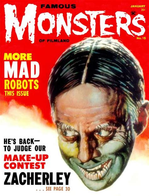 Famous Monsters Of Filmland #5 (issue