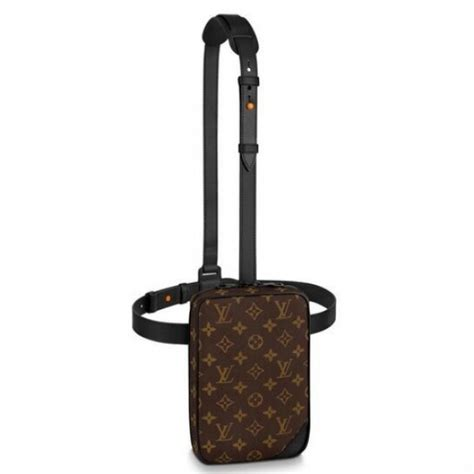 louis vuitton utility side bag monogram