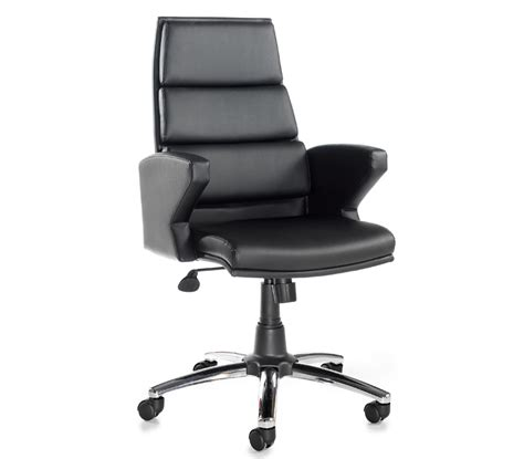 Office Chairs Uk by Leather Office Chairs From The Contemporary Specialist