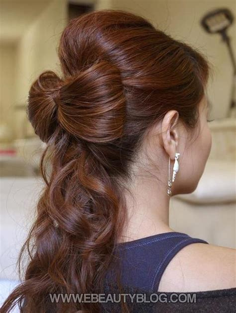 Ways Make Adorable Bow Hairstyle Pretty Designs