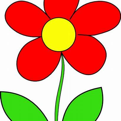 Flower Clip Clipart Flowers Cliparts Daisy Yellow