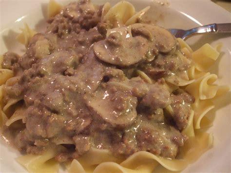 beef stroganoff beef stroganoff soup recipe dishmaps