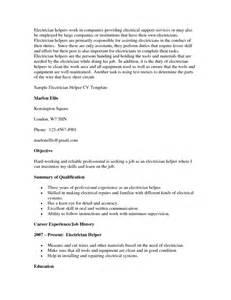 sle resume format download for freshers sle resume of electrician helper bestsellerbookdb