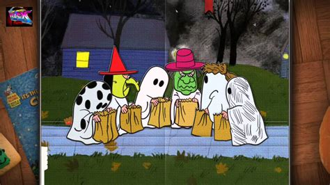 Charlie Brown Halloween Great Pumpkin Youtube
