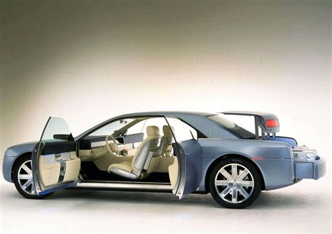 Lincoln Continental Prototype by Is The Lincoln Continental Concept Derivative