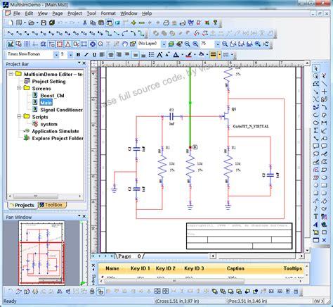 Download Free Circuit Design Simulation Component