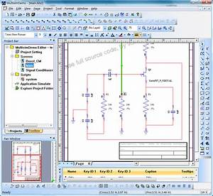 Freeware Download  Biometric Circuit Diagram