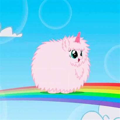 Unicorn Gifs Fluffy Puff Fluffle Roblox Pink